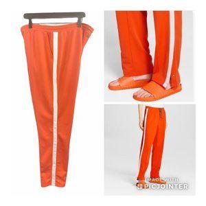 Hunter for Target Side Snap Track Pants Orange L
